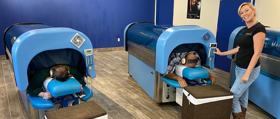 Vitality Oxygen & Aqua Massage