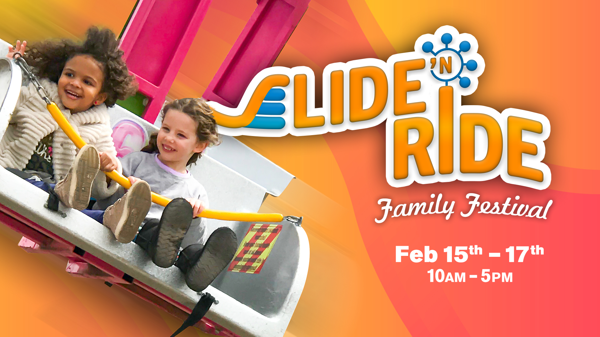 Slide n Ride Event Image